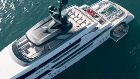圣劳伦佐52米超级游艇 52STEEL - Extended