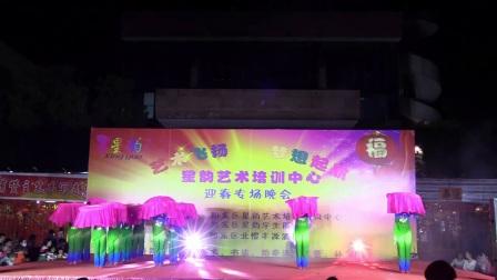 古典舞《出水莲》-阳东区星韵艺术培训中心
