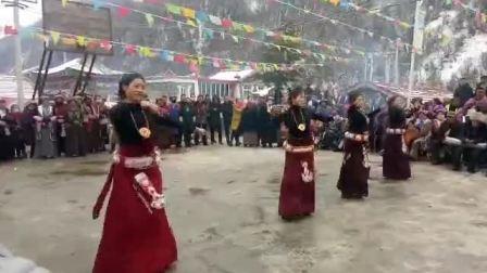 藏族舞蹈  (YU小祥影视网)