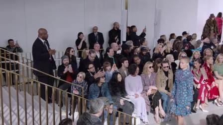 MICHAEL KORS COLLECTION 2018 秋季系列时装秀