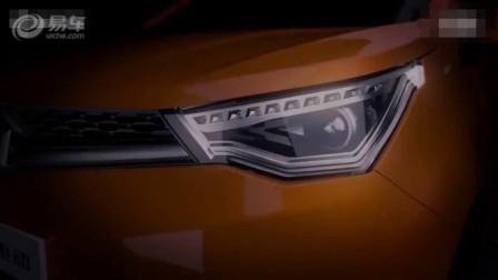雷丁S50电动SUV 采用纯正SUV底盘调教