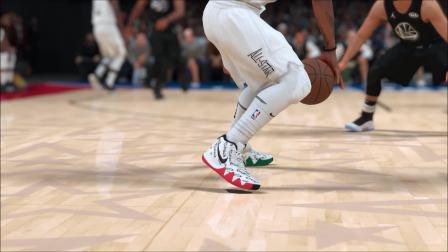 NBA 2K18 全明星预告片