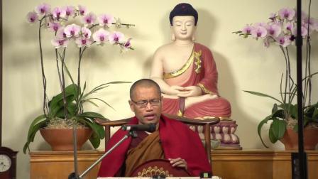毗婆舍那禪修基本方法指導(二之一)