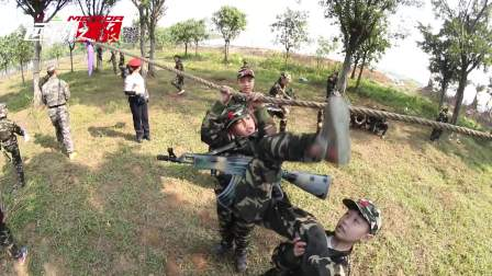 《小小特种兵》贵州孩子们的佛山冬令营(上集)