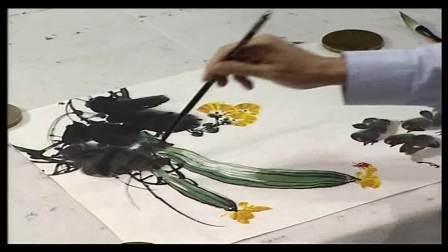 国画写生创作视频 老春国画30天入门