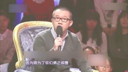 《爱情保卫战》涂磊不该暴骂吗? 言辞犀利败家女, 赢得一片喝彩!