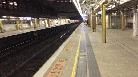 港鐵東鐵線不載客列車MLR E80E29通過上水站