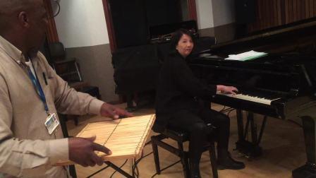 Groove是在身體裡 不是在樂譜上 - 2/9啟彬與凱雅台南爵士行動學園 一日急送充電版 Groove從早到晚!