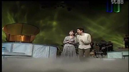 孟庭苇 黄品源-《在我生命中的每一天》(1996年台湾华视《今宵花月夜》现场版)