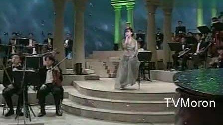 孟庭苇-《走在雨中》(1996年台湾华视《今宵花月夜》现场版)