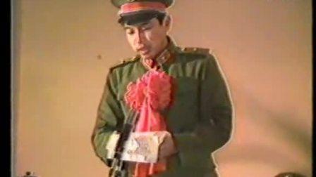 对越自卫反击作战系列纪录片《热血的奉献》4集 1989年 全