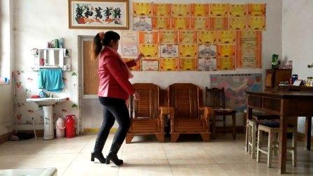 禹城市安仁镇于庄村舞动风采广场舞中国好姑娘