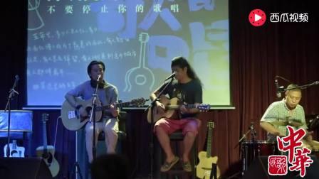 庄主、锦坤《空城》 , 让观众热泪盈眶的一首歌