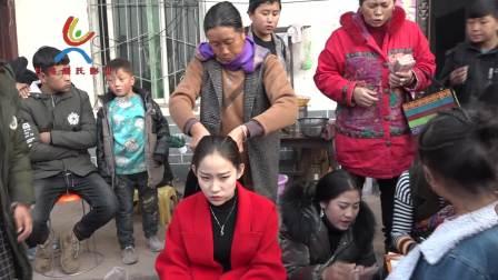 凉山彝族沙勇婚礼201801202125