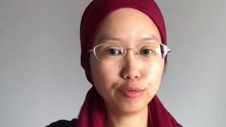 头巾的带法-与女性分享