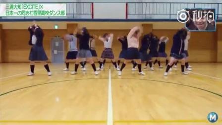 日本高校翻跳Ex-Aid主题曲!帅呆了!