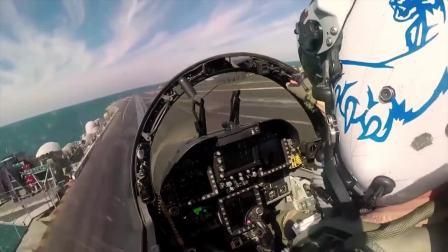 F/A-18和EA-18弹射起飞