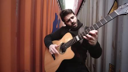 【指弹】Luca Stricagnoli - The Prodigy on an Acoustic Guitar