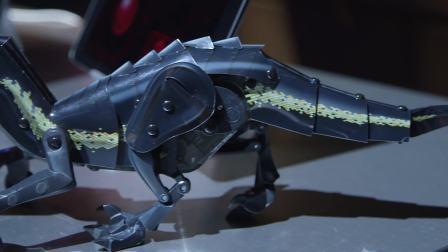 Mattel 侏罗纪世界恐龙机器人 Engadget 动手玩