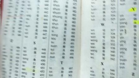 培优教学之人教版一年级语文下册第40页《音序查字法口诀 课后习题详解 我会查字典》