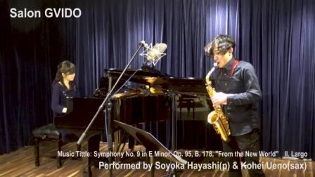 上野耕平—德沃夏克第九交响曲 第二乐章(自新世界)