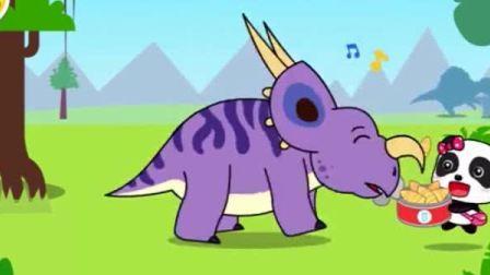 恐龙星球 宝宝巴士恐龙世界 霸王龙偷蛋龙副栉龙总动员 小霸王龙寻找妈妈
