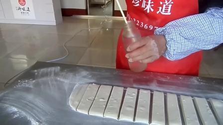 各种面食技术早餐技术培训实体店技术早餐油条的做法