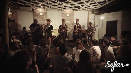 沙发音乐SofarSounds伦敦 Kokoroko Afrobeat Collective - Colonial Mentality