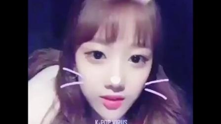 韩国艺人快手小视频合集(林允儿 twice等)