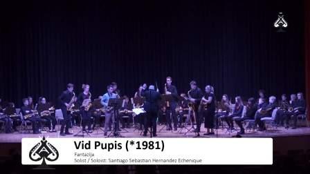 Fantasia by Vid PUPIS-Santiago Sebastian