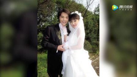 细数杨幂这些年拍过的婚纱照: 刘恺威不是第一个