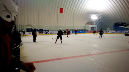 北京友谊冰球队18年2月11日比赛2