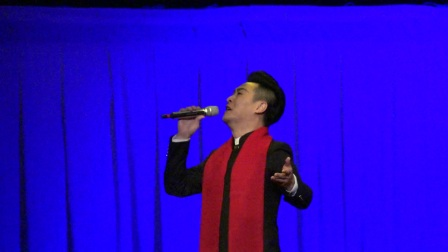 2018 祖国陪你过年-04 欢乐春节江西团印州卡梅尔市演出