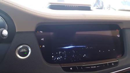 2016款凯迪拉克CT6  bose音响效果试听,汽车bose升降音响系统