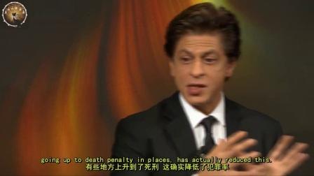 (SRK 2018.2.22翻译发布 720P)沙鲁克汗Shahrukh Khan参加《An Insight, An Idea 》(2018年)