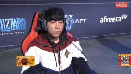 StarCraft2 2月21日GSL2018S1 16强C组(2) Maru(T) vs Dear(P) 2018