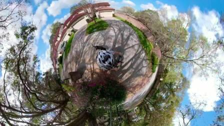 GoPro Fusion 测试小星球