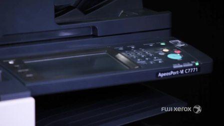 【富士施乐中国】 如何关闭机器的电源- ApeosPort-VI & DocuCentre-VI 机型