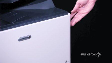 【富士施乐中国】 如何打开机器的电源 - ApeosPort-VI & DocuCentre-VI 机型