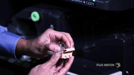 【富士施乐中国】 如何更换A2加工机的装订针 - ApeosPort-VI & DocuCentre-VI 机型