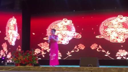 潮曲《心想事成》演唱:林丽丽,正月初三仙门城演唱