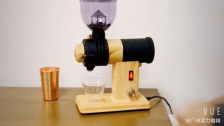 变速版鬼齿慢磨咖啡电动磨豆机单品咖啡研磨机