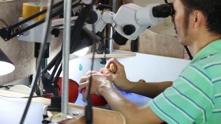 广州正东珠宝钻石镶嵌工艺 黄金首饰加工制作 GIA钻石裸钻定制 结婚钻戒定制