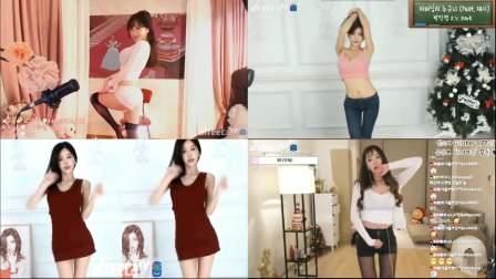 最新1佳琳热舞 女主播曼妮韩国女主播热舞