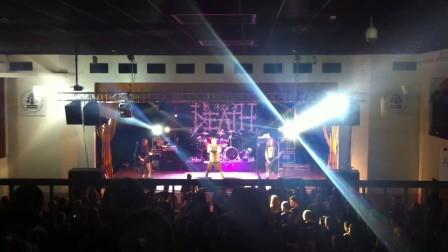 2018.02.18 英国 Napalm Death #5 @ Live in Pilsen