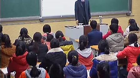 人教版高一物理《牛顿第一定律》教学视频,中牟县第一高中:王锐