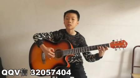 牡丹江学吉他-吉他弹唱《董小姐》(杨宁吉他教室13555007821)