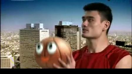 中国人寿——投球篇15秒(代言人:姚明)