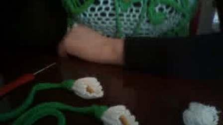 20180224_0410爱尔兰钩花马蹄莲花朵的钩法