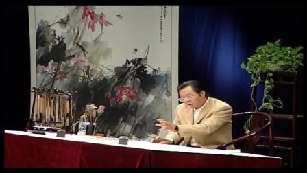 20186707487340 詹仁左国画寿桃视频 简单的国画花卉教程视频